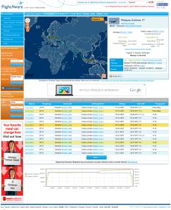 1 Malaysia Airlines (MH) #17 ✈ 14_07_2014 ✈ EHAM _ AMS - WMKK _ KUL ✈ FlightAware