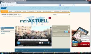 MDR aktuell 12.07.2014, 19:30 Uhr (1)