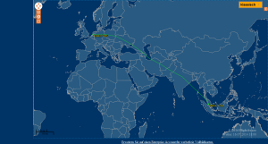 Malaysia Airlines (MH) #17 ✈ 16_07_2014 ✈ EHAM _ AMS - WMKK _ KUL ✈ FlightAware (2)