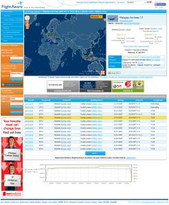 Malaysia Airlines (MH) #17 ✈ 16_07_2014 ✈ EHAM _ AMS - WMKK _ KUL ✈ FlightAware