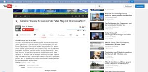 U1 Ukraine_Hinweis für kommende False Flag mit Chemiewaffen!!