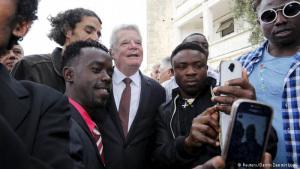 Gauck flüchtlinge neu